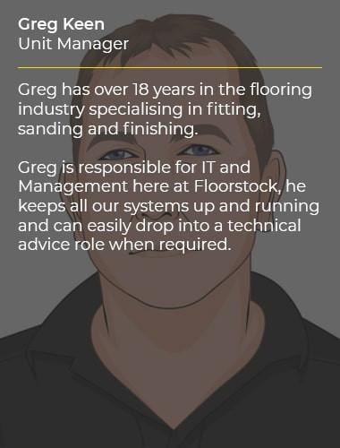 Greg Keen Unit Manager