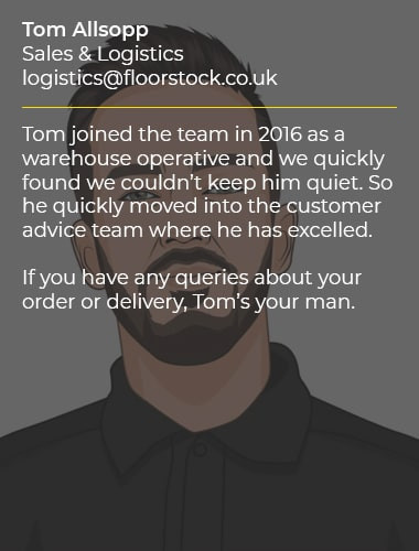 Tom Allsopp Sales and Logistics