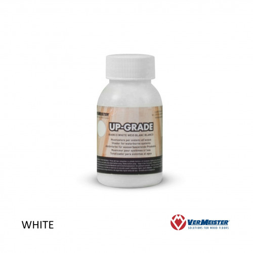 0.05ltr: VerMeister - Up Grade - Shader for Waterbased Systems - White