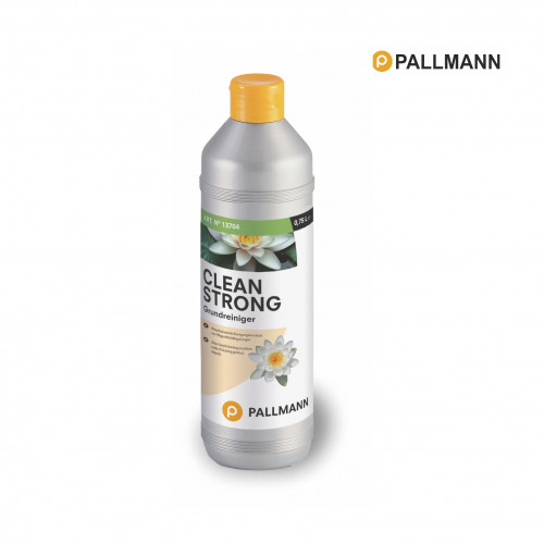 0.75ltr: Pallmann - Clean Strong - Strong Water Based Cleaning Agent