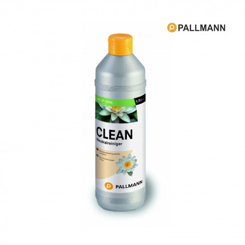 0.75ltr: Pallmann - Clean - Water Based Cleaning Agent
