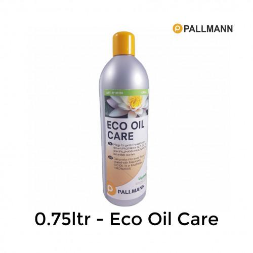 0.75ltr: Pallmann - Eco Oil Care