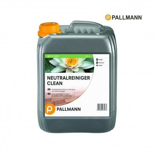 10ltr: Pallmann - Clean - Water Based Cleaning Agent