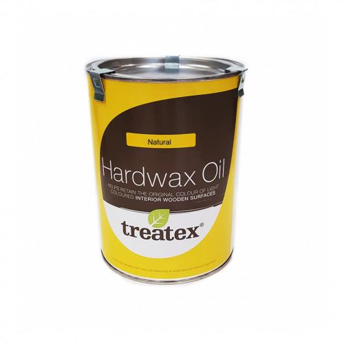 1ltr: Treatex - Hardwax Oil - Natural - (11004e)
