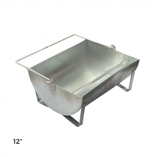 """FS - Applicator Tray Dish - For Use With A Frame - 12"""""""