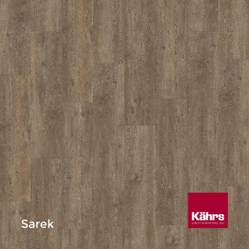 1m²: 5mm - Kahrs - Luxury Vinyl Tile - Wood Design - Traditional - Sarek C5 - 5G Click System - Ceramic Wear Resistant Layer - Rigid Core SPC + IXPE Sound Reducing Backing - 5/0.3x172x1210mm
