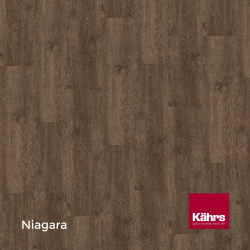 1m²: 5mm - Kahrs - Luxury Vinyl Tile - Wood Design - Rustic - Niagara C5 - 5G Click System - Ceramic Wear Resistant Layer - Rigid Core SPC + IXPE Sound Reducing Backing - 5/0.3x172x1210mm - (