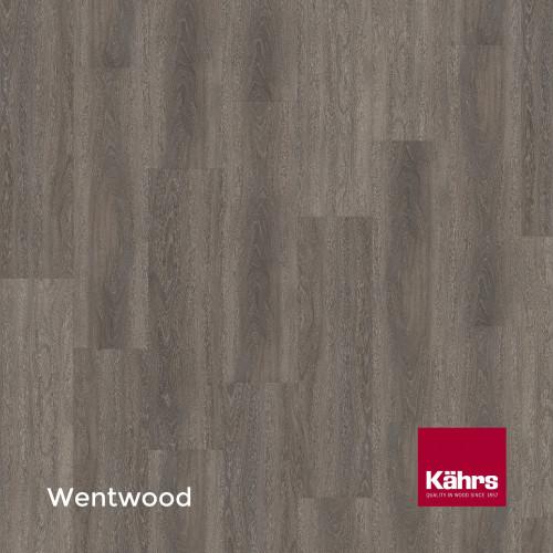 1m²: 5mm - Kahrs - Luxury Vinyl Tile - Wood Design - Elegant - Wentwood C5 - 5G Click System - Ceramic Wear Resistant Layer - Rigid Core SPC + IXPE Sound Reducing Backing - 5/0.3x172x1210mm -