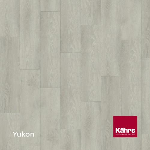 1m²: 5mm - Kahrs - Luxury Vinyl Tile - Wood Design - Monochrome - Yukon C5 - 5G Click System - Ceramic Wear Resistant Layer - Rigid Core SPC + IXPE Sound Reducing Backing - 5/0.3x172x1210mm -