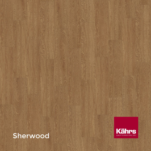 1m²: 6mm - Kahrs - Luxury Vinyl Tile - Wood Design - Traditional - Sherwood C6 - 5G Click System - Ceramic Wear Resistant Layer - Rigid Core SPC + IXPE Sound Reducing Backing - 6/0.55x218x121