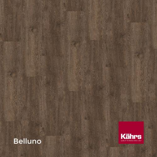 1m²: 6mm - Kahrs - Luxury Vinyl Tile - Wood Design - Rustic - Belluno C6 - 5G Click System - Ceramic Wear Resistant Layer - Rigid Core SPC + IXPE Sound Reducing Backing - 6/0.55x218x1210mm -