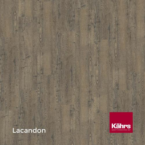 1m²: 6mm - Kahrs - Luxury Vinyl Tile - Wood Design - Rustic - Lacandon C6 - 5G Click System - Ceramic Wear Resistant Layer - Rigid Core SPC + IXPE Sound Reducing Backing - 6/0.55x218x1210mm -
