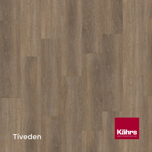 1m²: 6mm - Kahrs - Luxury Vinyl Tile - Wood Design - Elegant - Tiveden C6 - 5G Click System - Ceramic Wear Resistant Layer - Rigid Core SPC + IXPE Sound Reducing Backing - 6/0.55x218x1210mm -