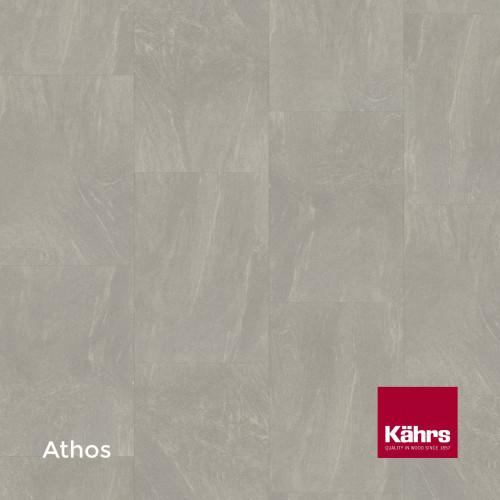 1m²: 6mm - Kahrs - Luxury Vinyl Tile - Stone Design - Impression XXL - Athos CX - 5G Click System - Ceramic Wear Resistant Layer - Rigid Core SPC + IXPE Sound Reducing Backing - 6/0.55x457x91
