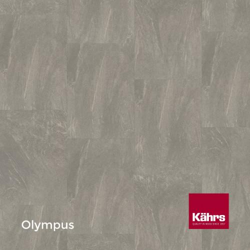 1m²: 6mm - Kahrs - Luxury Vinyl Tile - Stone Design - Impression XXL - Olympus CX - 5G Click System - Ceramic Wear Resistant Layer - Rigid Core SPC + IXPE Sound Reducing Backing - 6/0.55x457x