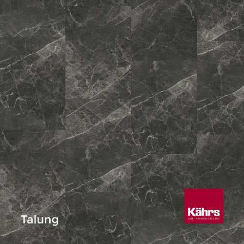 1m²: 6mm - Kahrs - Luxury Vinyl Tile - Stone Design - Impression XXL - Talung CX - 5G Click System - Ceramic Wear Resistant Layer - Rigid Core SPC + IXPE Sound Reducing Backing - 6/0.55x457x9