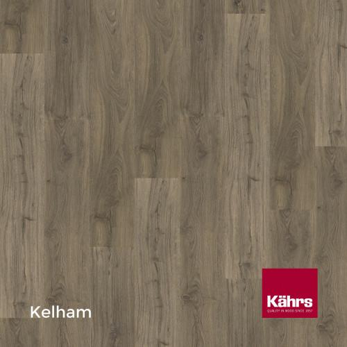 1m²: 6mm - Kahrs - Luxury Vinyl Tile - Wood Design - Impression XXL - Kelham CX - 5G Click System - Ceramic Wear Resistant Layer - Rigid Core SPC + IXPE Sound Reducing Backing - 6/0.55x220x18