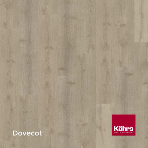 1m²: 6mm - Kahrs - Luxury Vinyl Tile - Wood Design - Impression XXL - Dovecot CX - 5G Click System - Ceramic Wear Resistant Layer - Rigid Core SPC + IXPE Sound Reducing Backing - 6/0.55x220x1