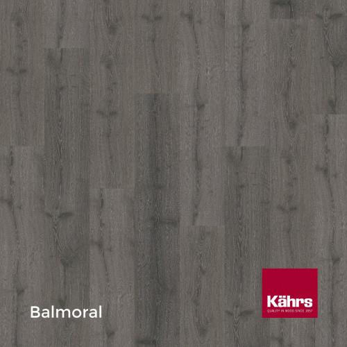 1m²: 6mm - Kahrs - Luxury Vinyl Tile - Wood Design - Impression XXL - Balmoral CX - 5G Click System - Ceramic Wear Resistant Layer - Rigid Core SPC + IXPE Sound Reducing Backing - 6/0.55x220x