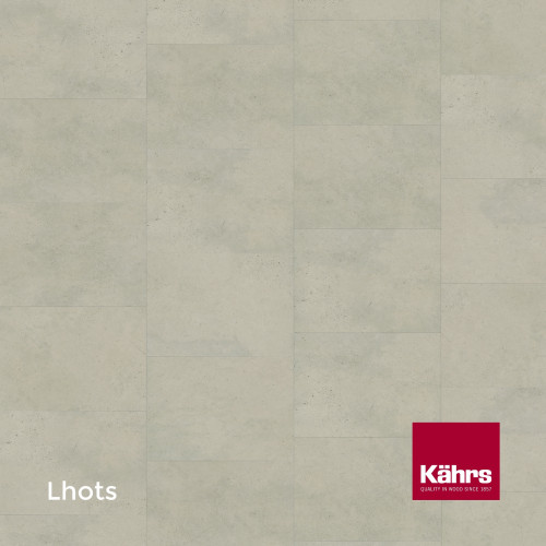 1m²: 2.5mm - Kahrs - Luxury Vinyl Tile - Stone Design - Common - Lhotse - Dry Back System - Ceramic Wear Resistant Layer - 2.5/0.55x457x457mm - (5.01m²/pk)