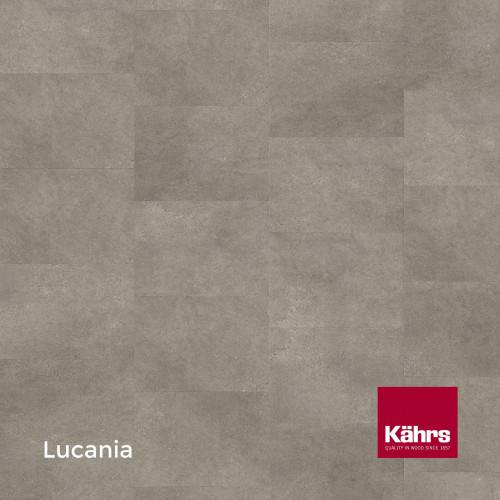1m²: 2.5mm - Kahrs - Luxury Vinyl Tile - Stone Design - Common - Lucania - Dry Back System - Ceramic Wear Resistant Layer - 2.5/0.55x457x457mm - (5.01m²/pk)