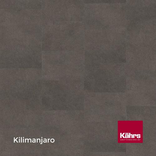 1m²: 2.5mm - Kahrs - Luxury Vinyl Tile - Stone Design - Common - Kilimanjaro - Dry Back System - Ceramic Wear Resistant Layer - 2.5/0.55x457x457mm - (5.01m²/pk)