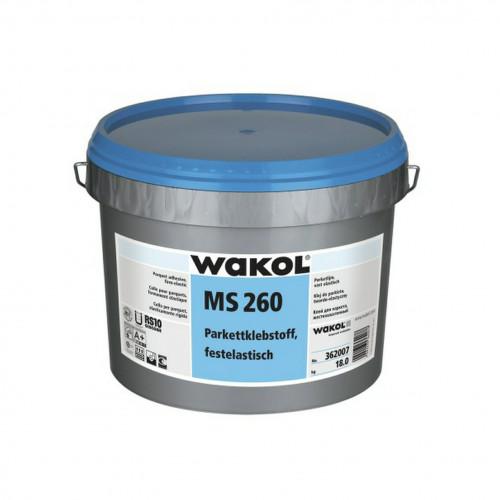18kg Tub: Wakol - MS260 - Wood Flooring Adhesive