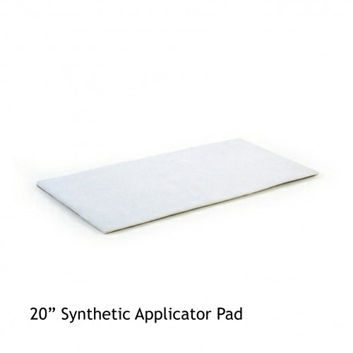 """FS - Applicator Pad - Synthetic - For Lacquer & Polish - 20"""" (500mm)"""