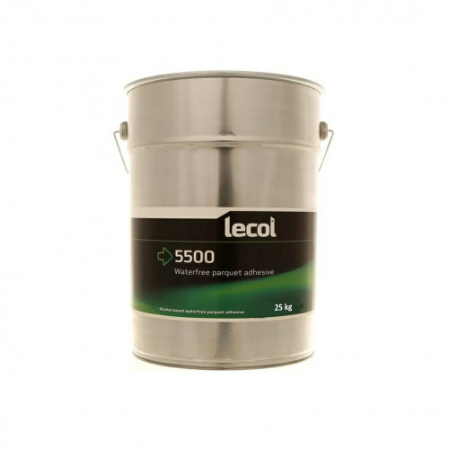 25kg Tin: Lecol 5500 Wood Flooring Adhesive *ADR UN 1133* *CL3 PGIII*