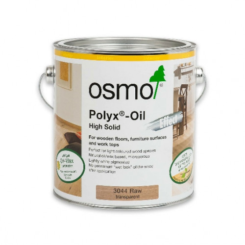 0.75ltr: Osmo - Polyx Oil - Effect - Raw - (3044C)