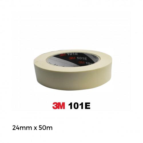 1 Roll: 3M - General Purpose Masking Tape - 24mm x 50m - (3M 101E) - (3M2120)