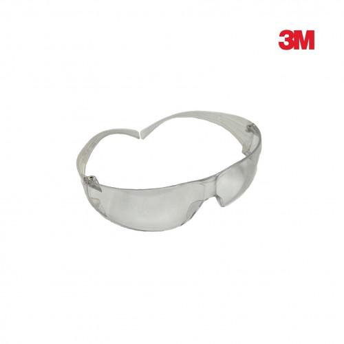 3M - Safety Glasses - 200 Series - SecureFit - Clear Lens