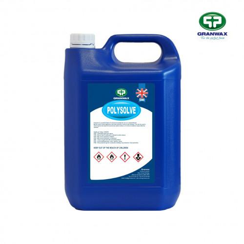 5ltr: Granwax - Polysolve - Solvent Cleaner