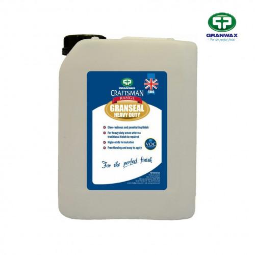 5ltr: Granwax - Granseal Heavy Duty - 1K Oleo Resinous Penetrating Floor Seal