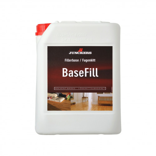5ltr: Junckers - Basefill - Solvent Based Resin Filler - *LQ UN1263*