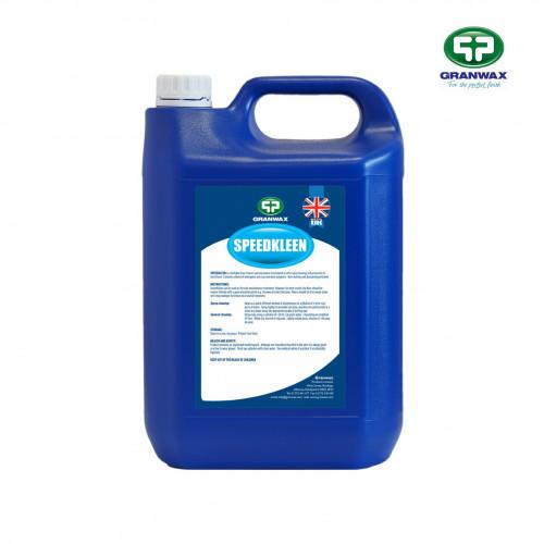 5ltr: Granwax - Speedkleen - Buffable Floor Cleaner & Maintainer