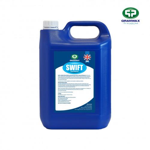 5ltr: Granwax - Swift - Multi-Purpose Cleaner & Degreaser
