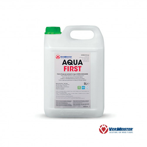 5ltr: VerMeister - Aqua First - 1K Water Based Lacquer Primer