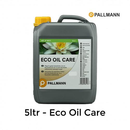 5ltr: Pallmann - Eco Oil Care
