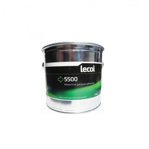 6kg Tin: Lecol 5500 Wood Flooring Adhesive *ADR UN 1133 CL3 PGIII*