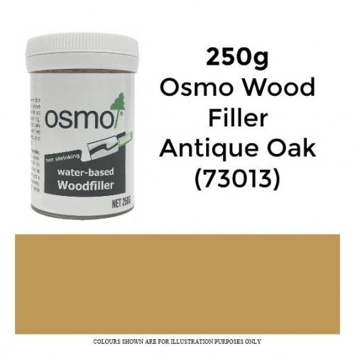 250g: Osmo - Woodfiller - Antique Oak - (73013)