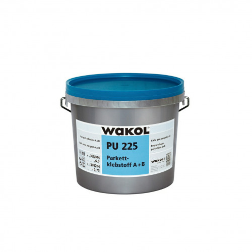 7kg Tub: Wakol PU225 Solvent free 2Component Reaction Adhesive (Was Lecol PU240)