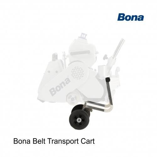 """Bona - Belt 10"""" - Transport Frame with Wheels"""