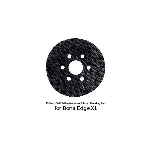 Bona - Edge - Self Adhesive Hook & Loop Backing Pad - 180mm