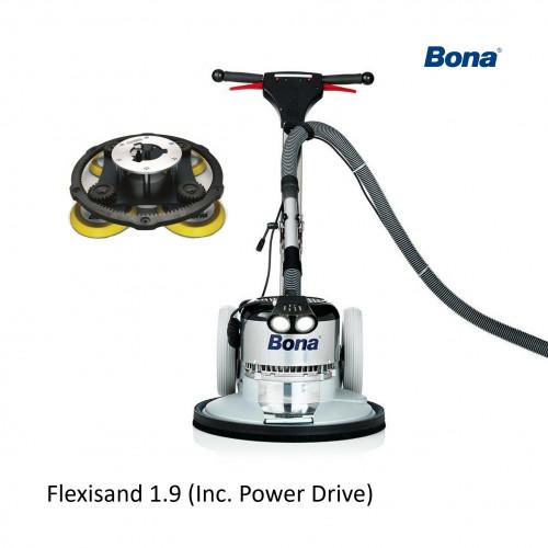 Bona - FlexiSand - Machine PD 1.9 Including Standard Drive Plate & Power Drive
