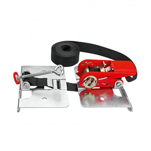 1pk: Bessey - Ratchet Flooring Clamp - 4m - SVH400 - (2/pk)
