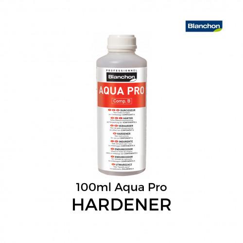 0.1ltr: Blanchon - Hardener -Aqua Pro - 01790015