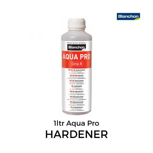 1ltr: Blanchon - Hardener - Aqua Pro - 01790039
