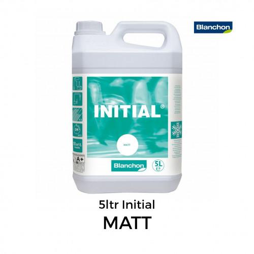 5ltr: Blanchon - Initial - 1K Waterbased PU Lacquer - Matt