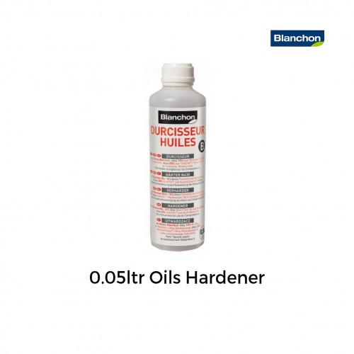 0.05ltr: Blanchon - Hardener for Solid Oil
